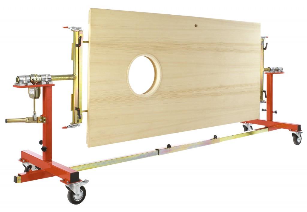 doormaster® Türbearbeitungssysteme