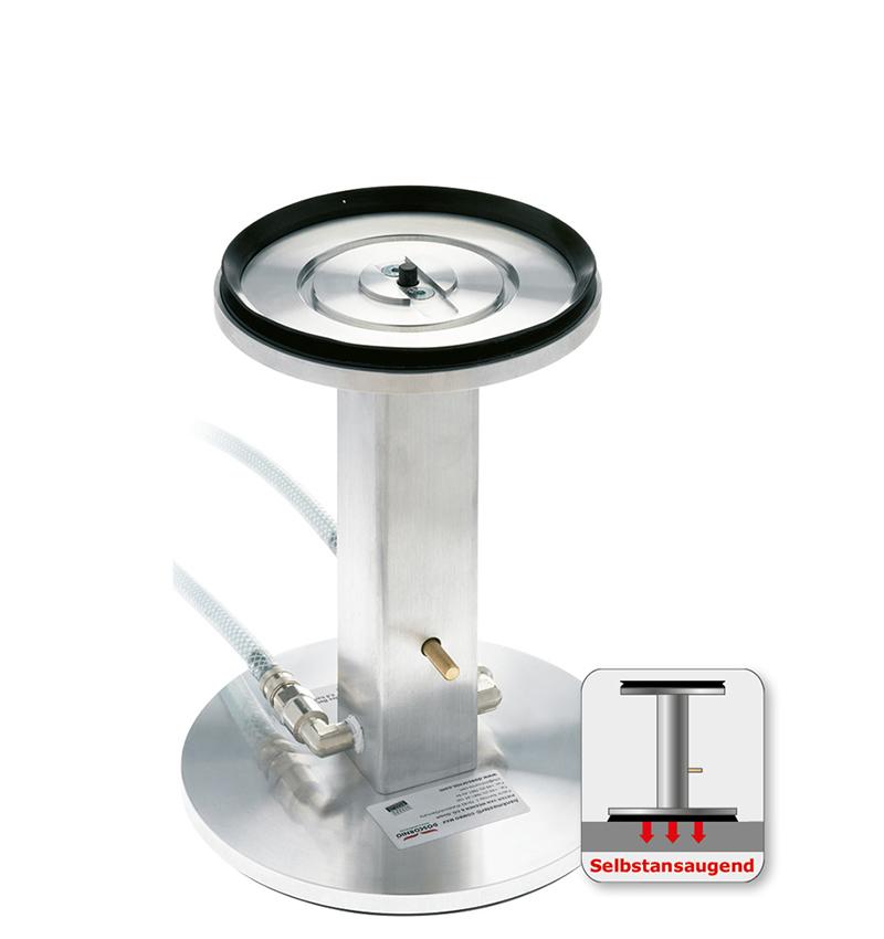 DOSCORNIO® bankmaster® COMBO MAX Vakuumspannsystem selbstansaugend