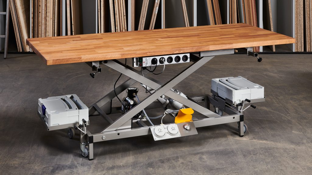 bankmaster® MULTI Werkbank / Workbench
