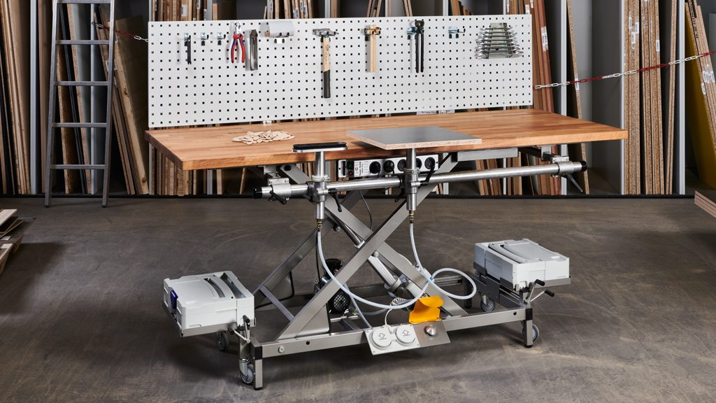 bankmaster® MULTI 2 Werkbank / Workbench