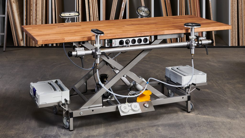 bankmaster® MULTI 4 Werkbank / Workbench