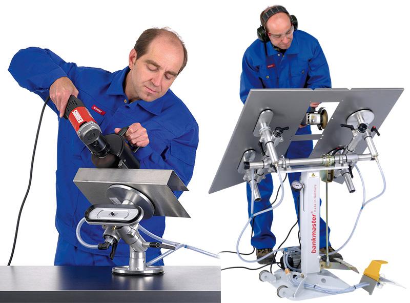 DOSCORNIO® bankmaster® Metallbearbeitung / usability metal
