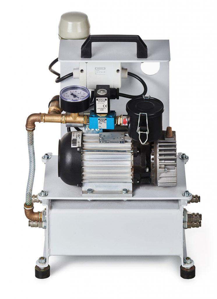 bankmaster® Vakuum Pumpenstation / Pump Station