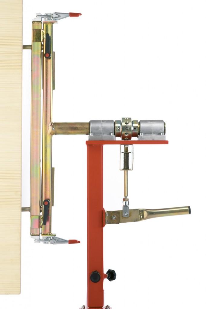 DOSCORNIO® doormaster® Ausrichtung senkrecht / Vertical orientation