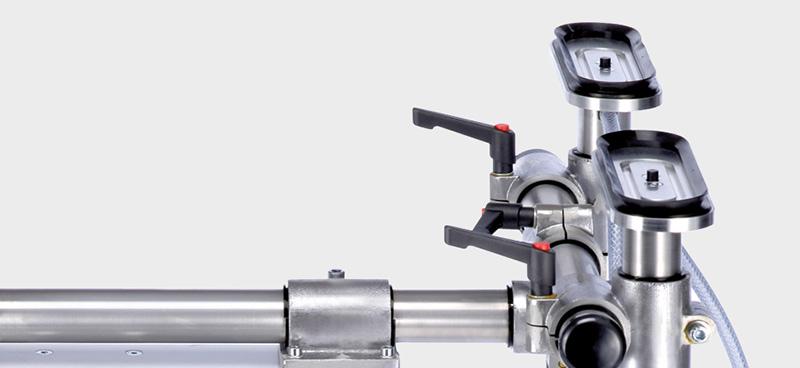 DOSCORNIO® Klemmlager mit speziellen Gleiteigenschaften / fixation bearing with lasting gliding