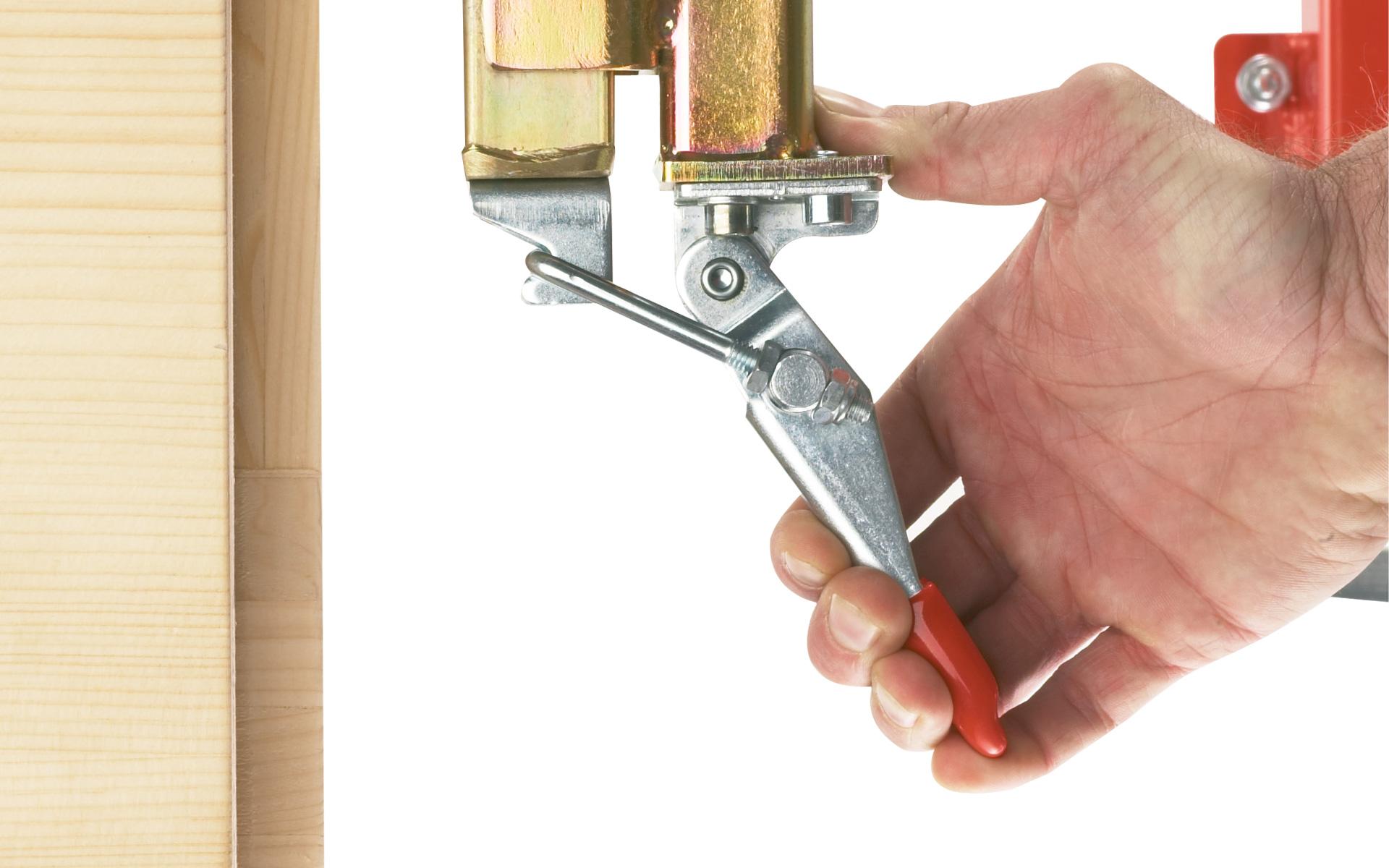 DOSCORNIO® doormaster® Türbearbeitungssysteme / Door Handling Systems