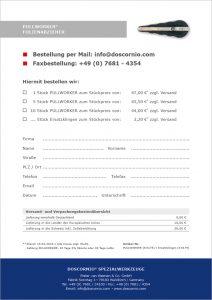 PULLWORKER® Bestellformular